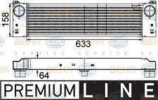 8ML 376 746-491 HELLA Ladeluftkühler Lader
