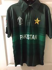 Pakistan Cricket Team 2019 World Cup Shirt / Jersey (L-Xl-Xxl)