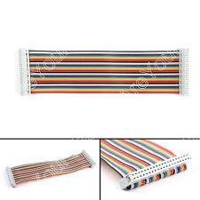 40Pin GPIO Signal Ribbon Flat Câble Pour Raspberry Pi Modèle B+ DIY Maker