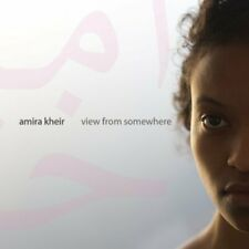 """""""Kheir, Amira""""-View From Somewhere CD NUOVO"""