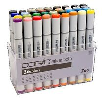 Too Copic Sketch Marker Pen 36 Color Set Japan Manga Gift  Express Shipping
