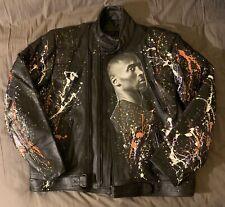 Kobe Bryant Lakers Biker Jacket