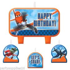Amscan 171378 Planes Birthday Candles Pack of 24