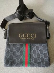 "Mens bags shoulder, Gucci, condition ""used"""