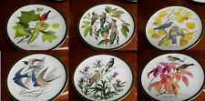 Franklin Porcelain Wedgwood Collector Plate Songbirds Of The World Pick One