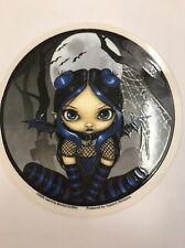 "New ""A Little Batty Fairy"" Sticker / Decal by Jasmine Becket-Griffith"