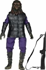Planet of The Apes Retro Action Gorilla Soldier 20 Cm NECA Figures