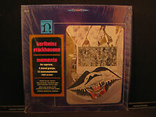 Stockhausen: Momente, Nonsuch Records, H-71157, in SHRINK