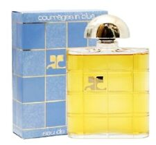 Courreges in Blue 200ml. eau de toilette splash