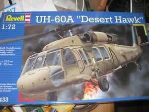 Revell 04433 UH-60 A Desert Hawk 1:72