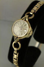 9k SOLID GOLD Rolex Tudor Watch, Self-winding, 25 Rubies, 9ct, Repair (1247)