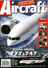 Aircraft Illustrated 2006 January Boeing 777,Gloster Gauntlet