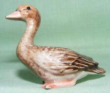 More details for klima miniature porcelain animal figure wild goose standing e240