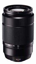 Fujifilm XC 50-230mm f/4.5-6.7 OIS II Lens - Black