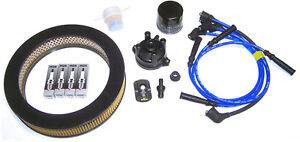 Fits: Mazda B2000 & B2200 AtkinsRotary Stock Carburetor Tune Up Kit 1986 To 1993