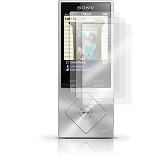 3X Protector de Pantalla para Sony Walkman NWZ-A15 NWZ-A17 Reproductor de MP3