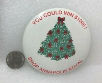You Could Win $1000! Shop Annapolis Royal Pin