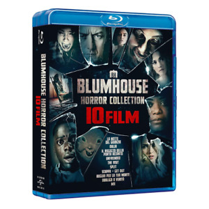 BLUMHOUSE Horror Collection - 10 Film (10 Blu-ray)