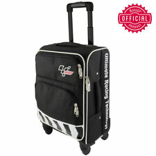 NEW OFFICIAL MOTOGP CABIN TROLLY TRAVEL WHEELED SUITCASE LUGGAGE WEEKEND BAG