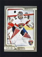 2018-19 18-19 Upper Deck UD O-Pee-Chee OPC Silver #403 James Reimer