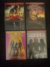 Charlies Angels And Xxx Vin Diesel Dvd lot