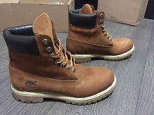 Men's Timberlands Premium 6 Inch Boots Size 8 US
