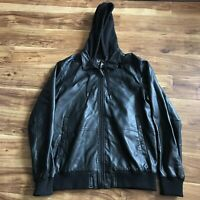 Rare Lifted Research Group Lifted Tanker Jacket Large EUC LRG Clothing