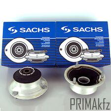 2x SACHS 802 186 Federbeinlager Domlager Vorne BMW E81 E87 E46 E90 E91 E39 E60