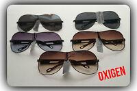 Oxigen Gafas de sol Hombre Nuevo Aviador Vacaciones SEXY Deportivo Diseño