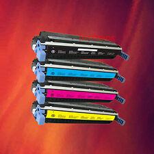 4 Colour Toner for HP 5500N 5550DTN BK C M Y- 1 Set of 4