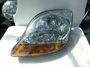 CHEVROLET SPARK DAEWOO MATIZ HEADLIGHT HEADLAMP N/S LEFT PASSANGER (046)