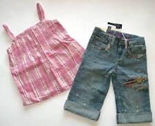 Gap kids baby Woodstock Mojave glam canyon jean capri pants tank top shirt 5 6 7