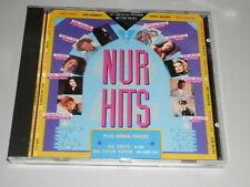Seulement Hits II teldec 1989 CD avec médecins morts pantalons Kim wilde tiffany samantha fox