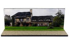 Diorama Cottage normand | Norman Cottage - 1/43ème - #43-2-D-D-033