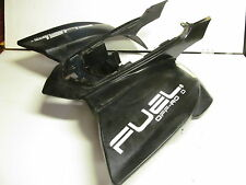 YAMAHA YFZ 450 YFZ450 BLACK REAR FENDERS PLASTIC