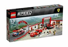 LEGO Speed Champion 75889 - Ferrari Ultimative Garage - NEU & OVP 💎