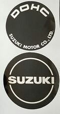 SUZUKI GS850 GS1000 ENGINE CASING CRANKCASE DECAL KIT