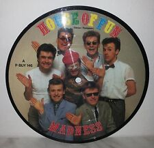 "7"" 45 GIRI MADNESS - HOUSE OF FUN - PICTURE DISC"