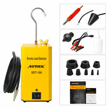 Autool SDT-106 Automotive Diagnostic Smoke Leak Detector For Car Auto Motorcycle