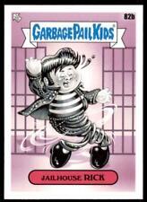 2020 Garbage Pail Kids Series 2 Base #82b JAILHOUSE RICKAmerican as Apple Pie in