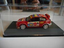 Ixo Toyota Corolla WRC #46 Monza Rally 2004 V. Rossi in Red on 1:43 in Box