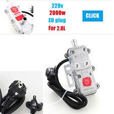 Car Engine Heater Preheater Motor Water Tank Air Parking Heater European Version