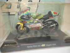 Motos miniatures multicolores Altaya