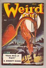 Weird Tales July 1951 Vintage Pulp Magazine Very Good/Fine ~ Fantasy