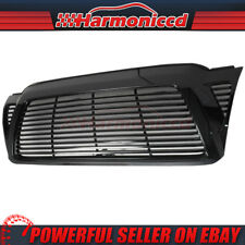 Fits 05-11 Toyota Tacoma Front Hood Bumper Grill Grille Black ABS