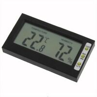 Digital LCD Display Thermometer Hygrometer Temperature Humidity Meter Gauge SH