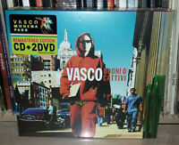VASCO ROSSI - BUONI O CATTIVI - LIVE ANTHOLOGY 04,05 - CD + 2 DVD