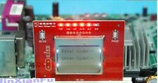 LCD Display Screen PCI Smart Motherboard Diagnostic Debug Post Card Test for PC