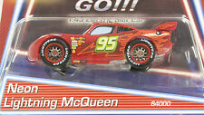 CARRERA GO 64000 DISNEY PIXAR CAR NEON LIGHTNING McQUEEN 1/43 SLOT CAR NEW