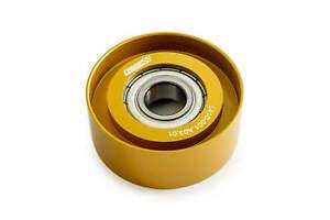 Gold Lohen Lightweight Supercharger Belt Tensioner Pulley - Gen 1 R53 MINI